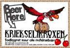 Beer Here, Kriekselikroxen