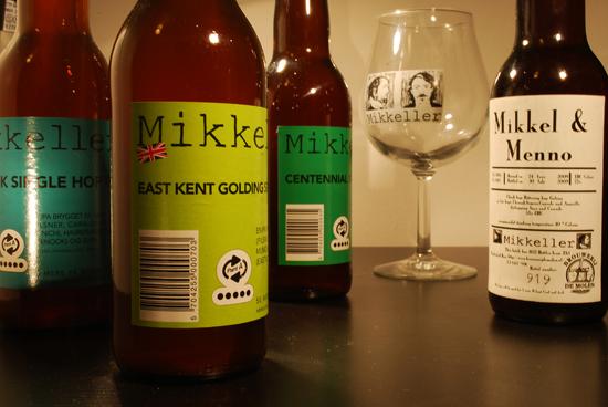 Mikkeller, Allbeer, Single Hops, Centennial, Chinook, East Kent Goldings