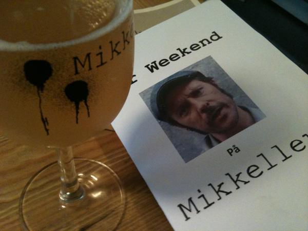 Mikkeller, Sur Weekend, Mikkeller Bar, Rabarberlambik, Allbeer, Martin Goldbach Olsen, Sur øl, Spontangærdet øl, brett, brettanomyces,
