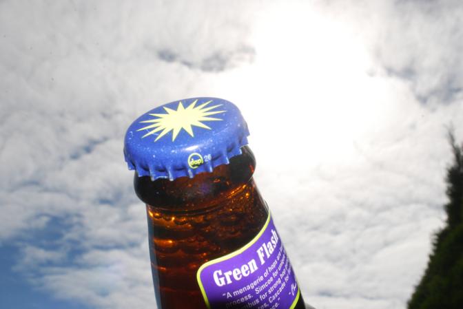 Green Flash Brewing Company, Allbeer, Martin Goldbach Olse, IPA