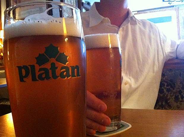 Pivovar Platan, Allbeer, Martin Goldbach Olsen
