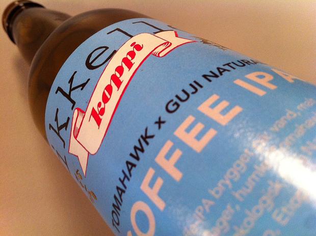 Mikkeller, Koppi, Tomahawk, Guji Coffee, Martin Goldbach Olsen, Allbeer