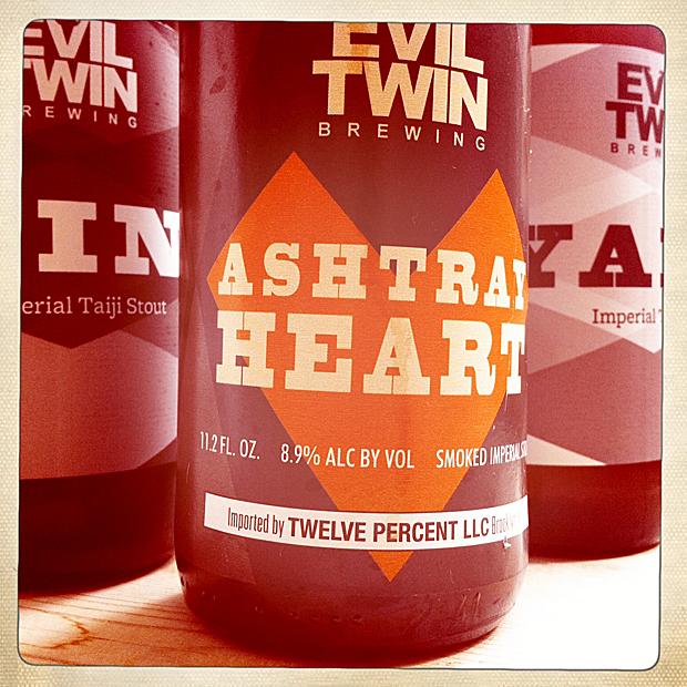 Ashtray Heart, Allbeer, Ewil Twin, Martin Goldbach Olsen