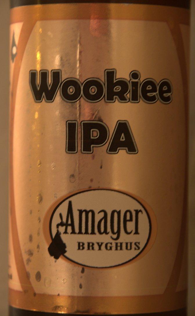 Allbeer, Wookiee IPA, Amager Bryghus, Jesper Egelund