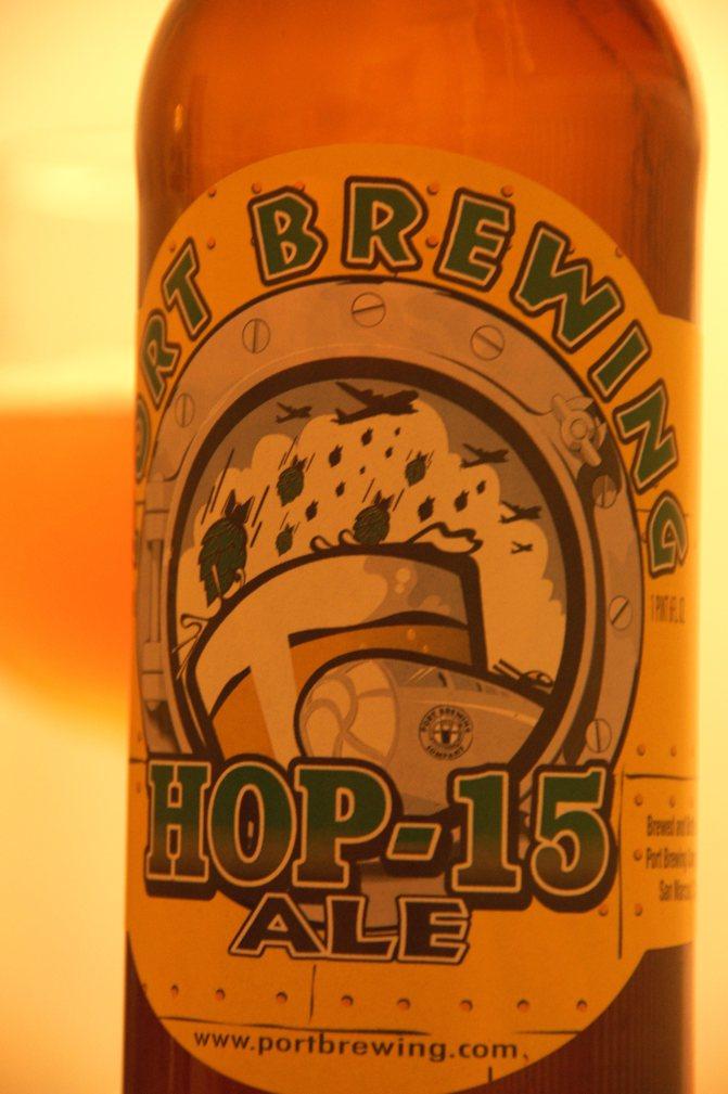 Port Brewing, Hop-15, Allbeer, El Jefe, Jesper Egelund