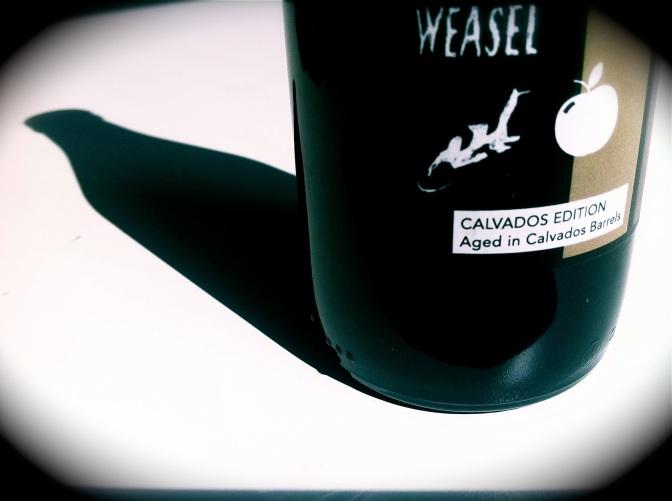 Mikkeller, Allbeer, Martin Goldbach Olsen, Beer Geek Brunch Weasel Calvados Edition