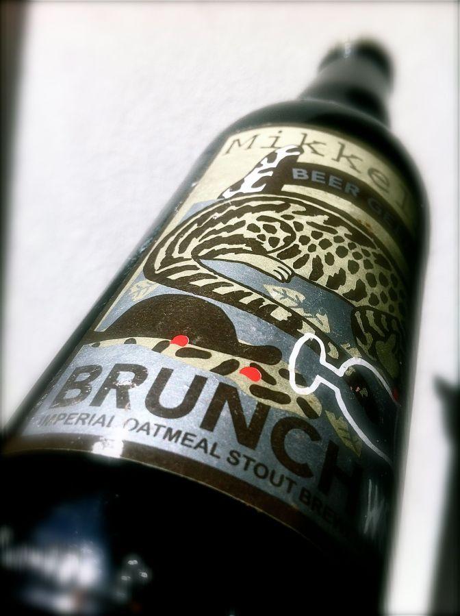 Mikkeller, Beer Geek Brunch Weasel, Allbeer, Martin Goldbach Olsen