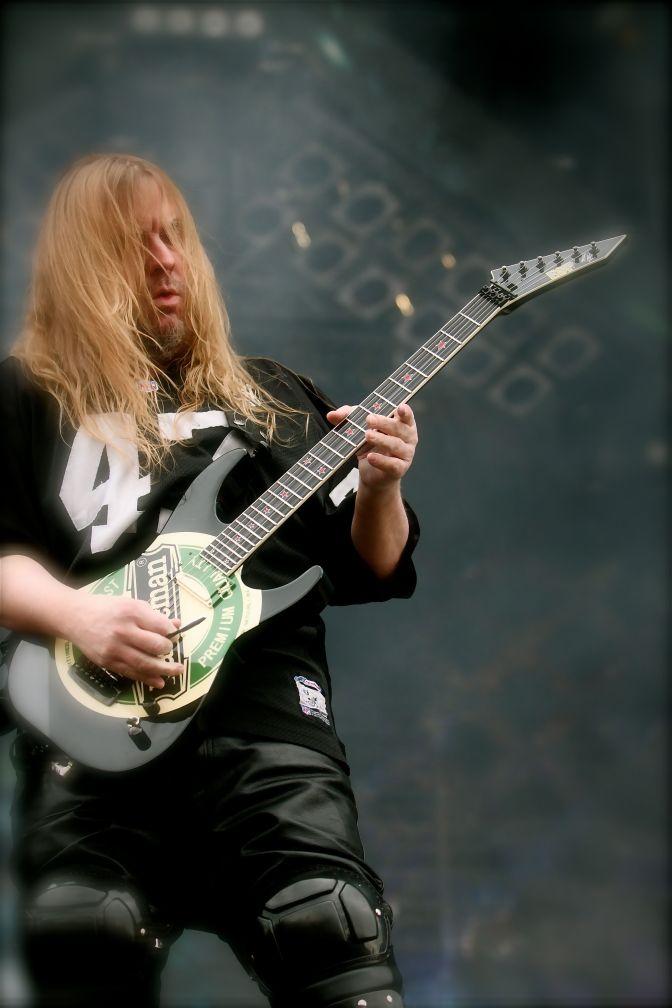 Jeff Hanneman, Slayer, Allbeer, Martin Goldbach Olsen