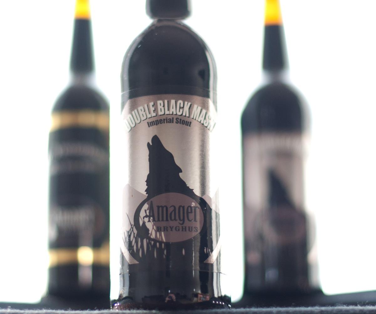 Amager Bryghus, Double Black Mash Imperial Stout